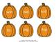 Pumpkin Harvest: Sort CVC words by short vowel sound