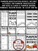 Pumpkin Investigation Activity