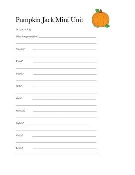 Pumpkin Jack Mini Unit