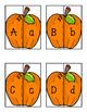 Pumpkin Letter Matching Puzzels
