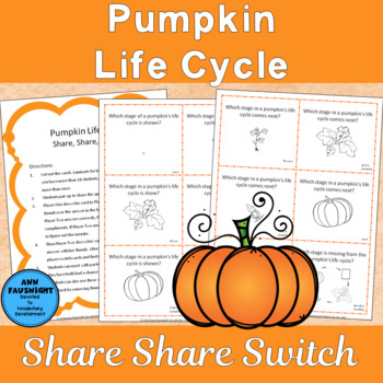Pumpkin Life Cycle Share Share Switch