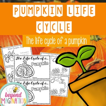 Pumpkin Life Cycle | 48 Pages for Differentiated Learning