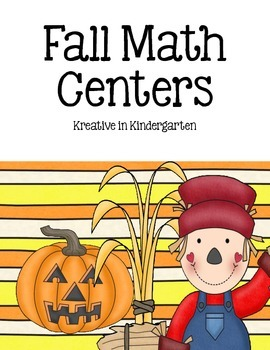 Fall Math Centers