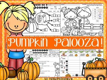Pumpkin Palooza!