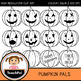 Pumpkin Pals - Halloween Clip Art