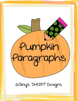 Pumpkin Paragraphs