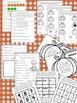 Pumpkin Patch Fun - Science, Math, and ELA