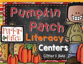Pumpkin Patch Literacy Centers: 10 Fun Hands-on Centers