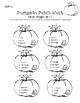 Pumpkin Patch Math - Basic Shapes