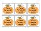 Pumpkin Patch Scattergories