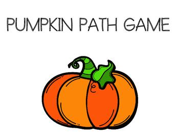Pumpkin Path Game