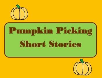 Pumpkin Picking Short Stories