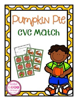 Pumpkin Pie CVC Match