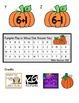 Pumpkin Plus or Minus One - A Write-the-Room Math Center