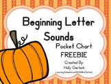 Pumpkin Pocket Chart Freebie