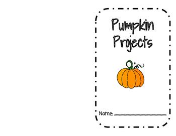 Pumpkin Project Booklet