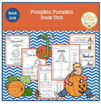 Pumpkin Pumpkin Book Unit
