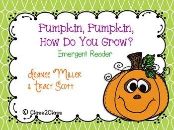 Pumpkin, Pumpkin How Do You Grow?