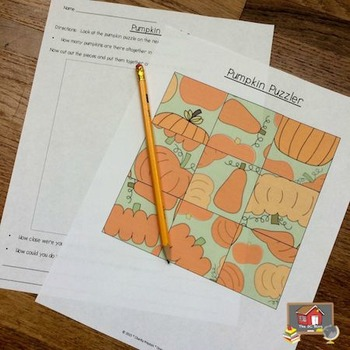 Pumpkin Puzzler Activity