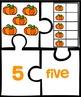Pumpkin Puzzles Numbers 1-10