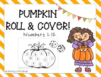 Pumpkin Roll and Cover