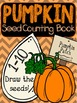 Pumpkin Seed Counting Books