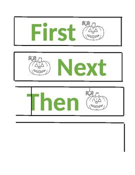 Pumpkin Sequence