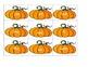Pumpkin Sight Word Match