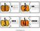 Pumpkin Ten Frame 1-20 Puzzles