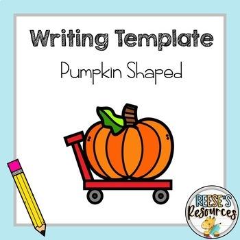 Pumpkin Writing