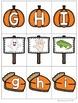 Pumpkins Alphabet Initial Sound Sort