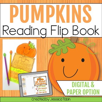 Pumpkins Flip Book