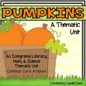 Pumpkins Thematic Integrated Unit