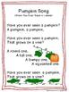 Pumpkins- CCSS Aligned ELA & Math Centers and Black Ink Practice