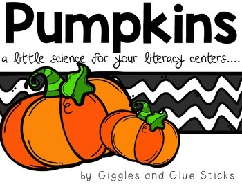 Pumpkins Literacy Unit