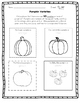Pumpkins Freebie! Science & ELA Activities for Kindergarten