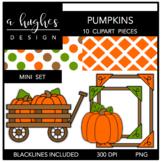 Pumpkins Mini Set {Graphics for Commercial Use}