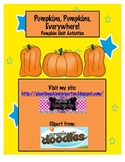 Pumpkins, Pumpkins, Everywhere!