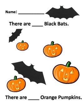 Pumpkins and Bats, OH MY!