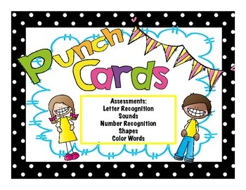 Punch Card Assessments