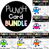 Punch Card BUNDLE Pack