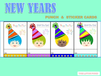 Punch Cards : Happy New Year