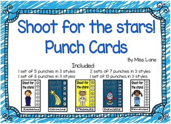 Punch Cards: Out of This World!