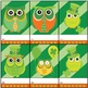 Punch Cards : St. Patrick's Day Owls