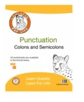 Punctuation: Colons and Semicolons