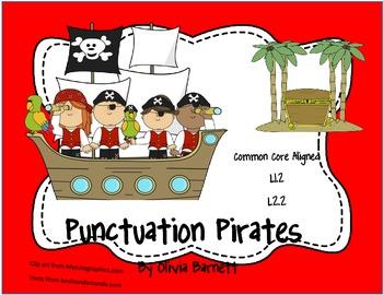 Punctuation Mark Pirates