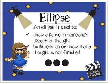 Punctuation Marks - Hollywood Theme