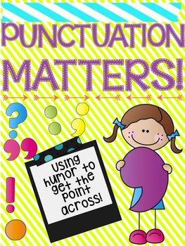 Punctuation Matters!