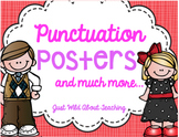 Punctuation Posters (posters and printables)