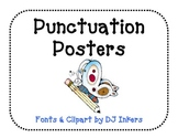 Punctuation Posters - Simple and Direct